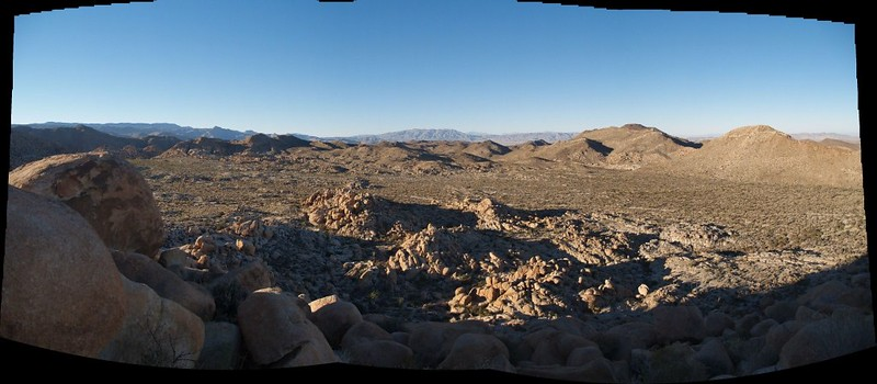 Indian Hill Summit Panorama