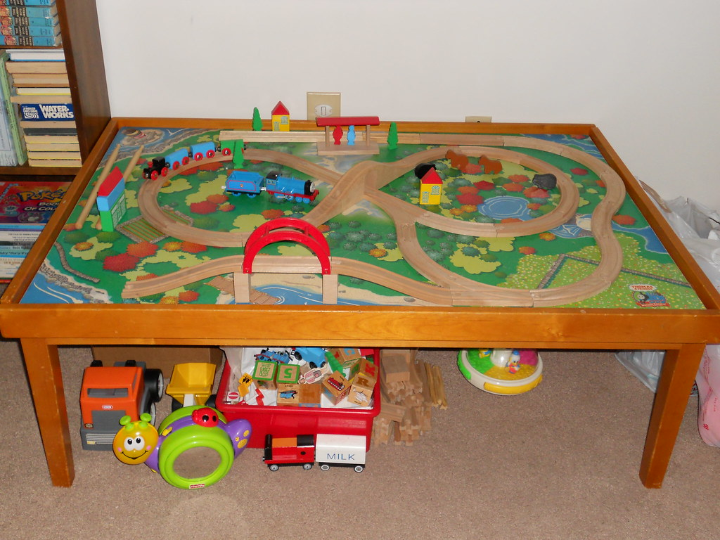 Our Thomas Table