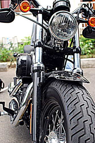 Harley Davidson #48