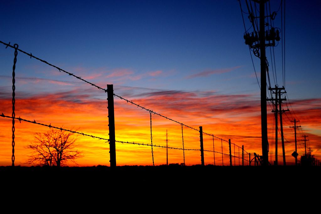 Frisco, TX Sunset