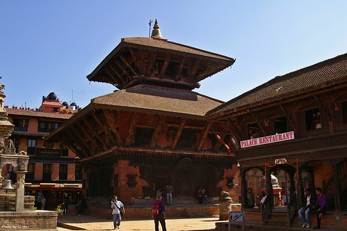 Bhaktapur - Durbar Square - Pashupatinath Temple