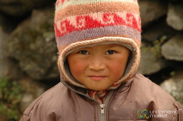 All Bundled Up - Annapurna Circuit, Nepal