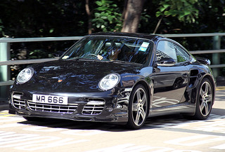 Porsche | 911 (997) | Turbo | MR 666 | Mid-Levels | Hong Kong | China