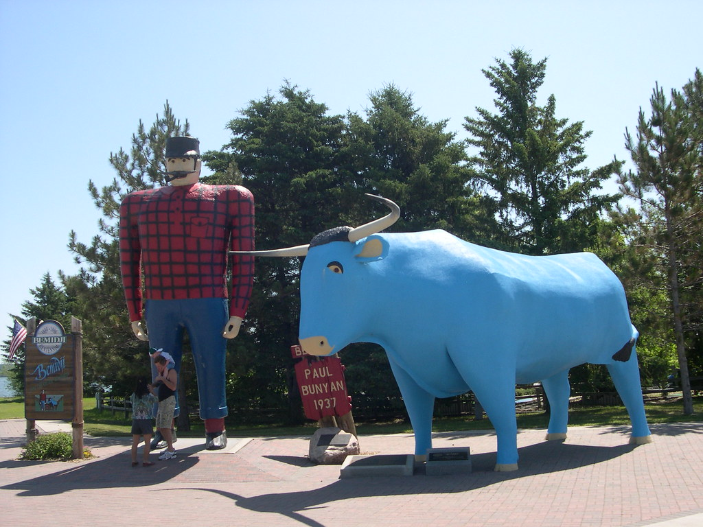 Babe The blue Ox, After restoration