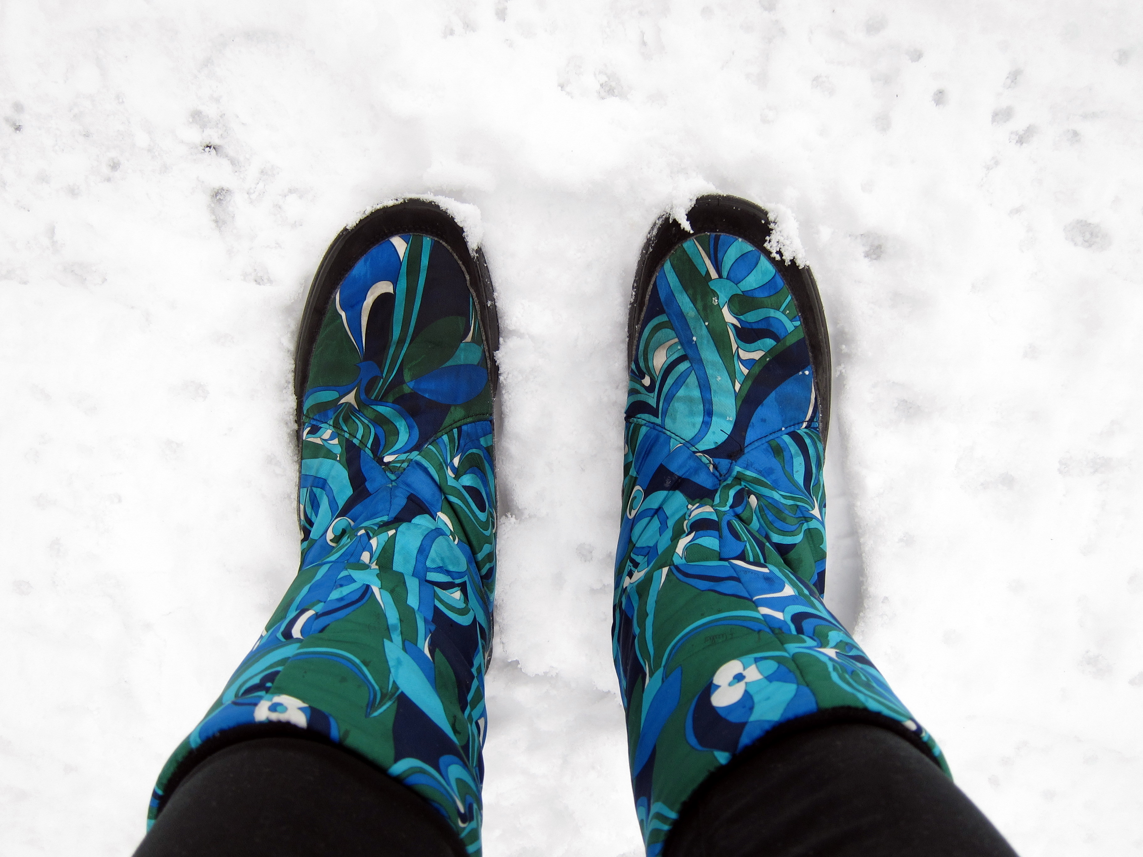 snow boots image