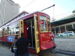 金, 2010-12-03 10:07 - Streetcar, New Orleans