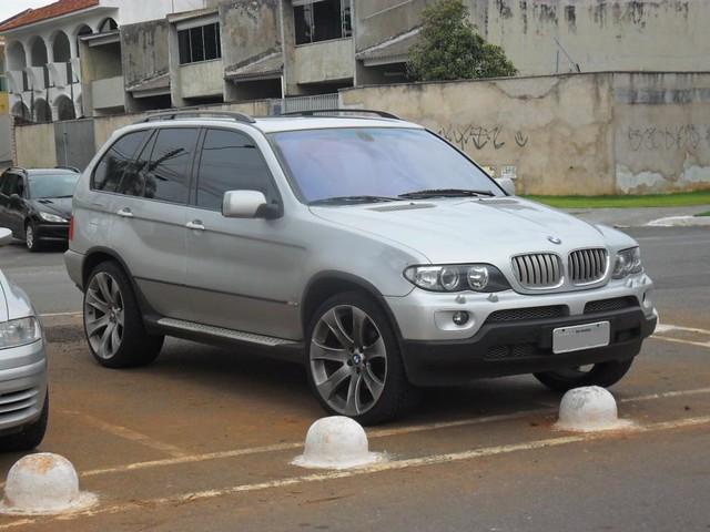 X5 (E53) - BMW