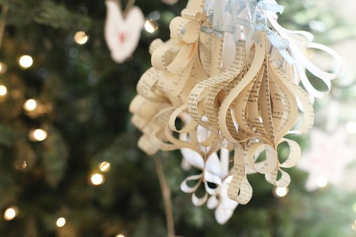 Paper' Christmas Ornamnets