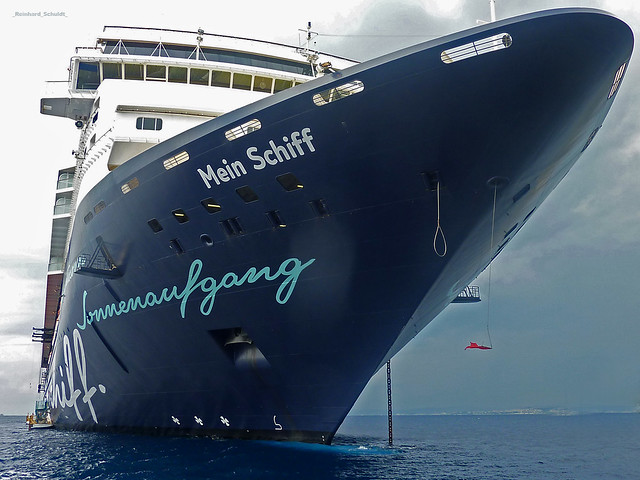 """Mein Schiff""_HAPPY NEW YEAR & The BEST WISHES FOR YOUR SHIP"