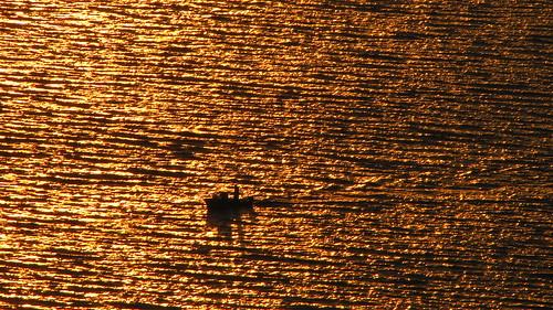 poverty travel sunset sea newzealand summer seascape landscape bay boat scenery nz northisland gisborne eastland