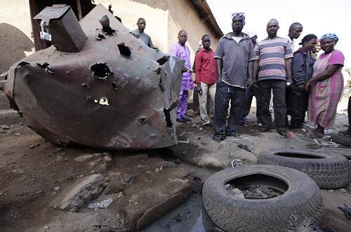 Reports have surfaced that the Boko Haram group based in northern Nigeria claimed responsibility for a series of bombings on Christmas Eve. The government of Goodluck Jonathan has expressed scepticism toward the claim. by Pan-African News Wire File Photos