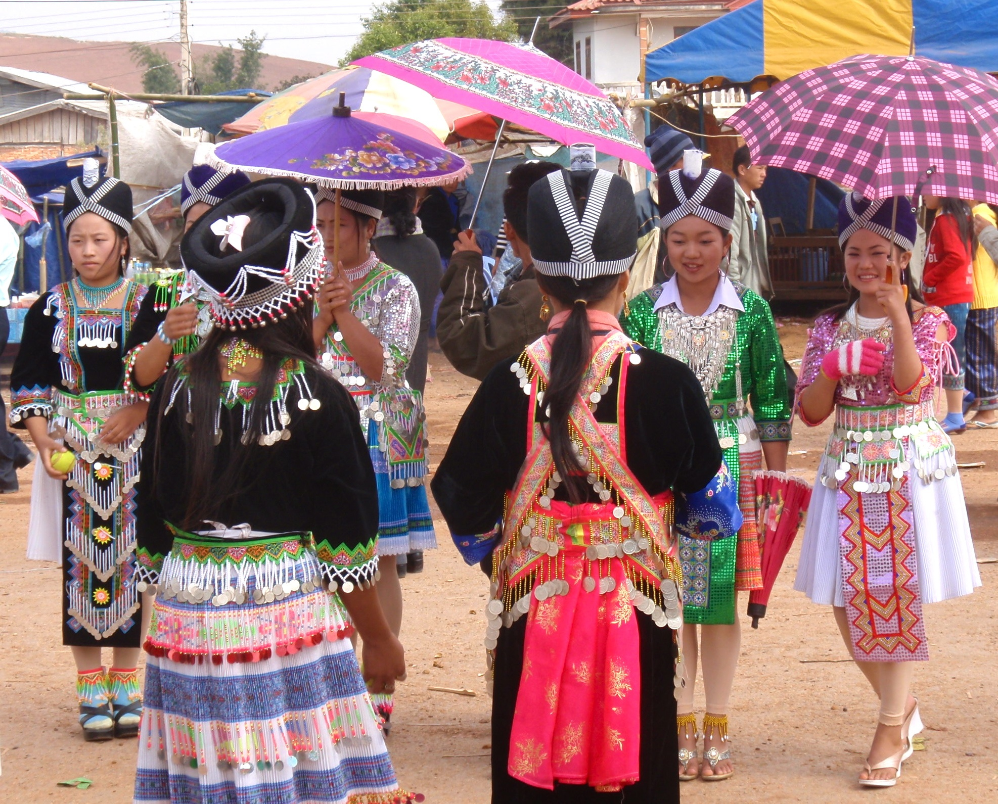 keeping the heritage of the hmong culture During the heritage month seek to educate about and promote hmong culture we can keep or attract more to hmong heritage month for next.