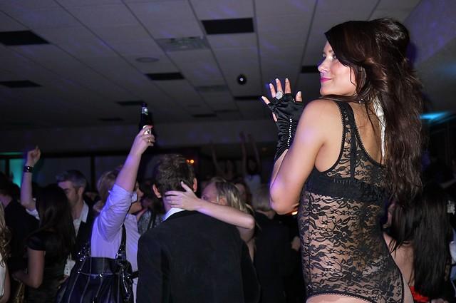 Mirrorball New Year's Eve 2011   Jewel Ballroom