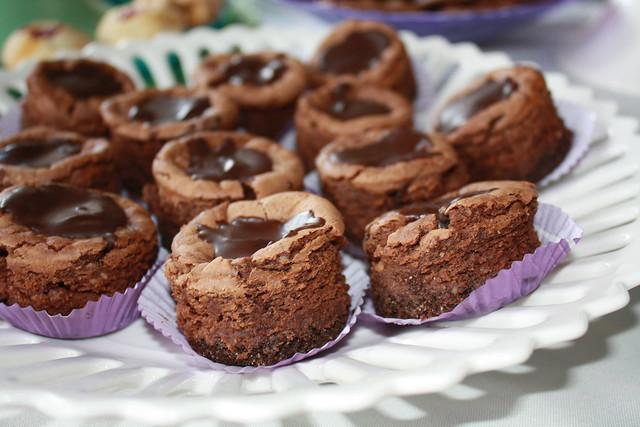 Mini Chocolate cheesecakes | Flickr - Photo Sharing!