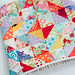 Patchwork Zippy Pouch