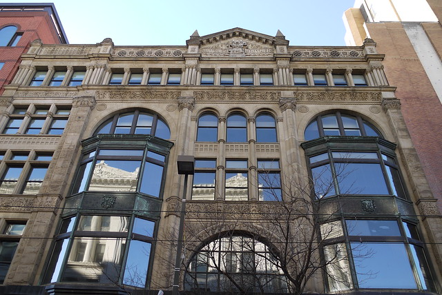 Hutzler s palace building downtown s west side flickr photo