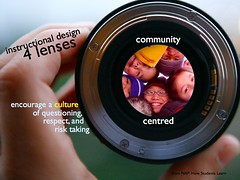 Lens 4: Community Centred