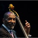 IMG_1428 Smiling Ron Carter playing at the Rio das Ostras Jazz and Blues Festival 2010, Brazil by Wilfred Paulse
