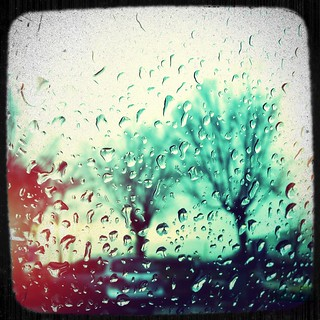 (10/365) Llueve (iPhonegrafía)