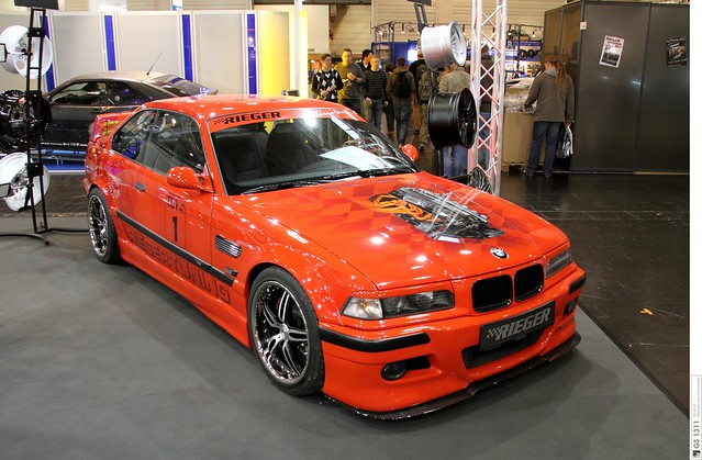 1992 Bmw E36 M3 Rieger Tuning  01
