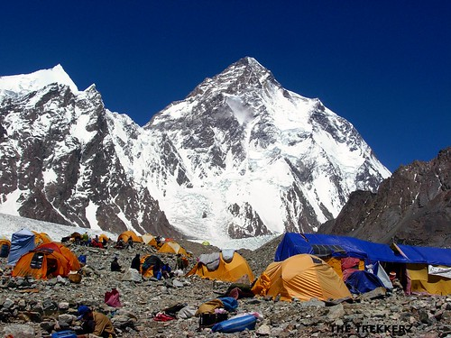 K2 Mountain Base Camp | www.pixshark.com - Images ...