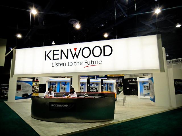 KENWOOD@CES2011