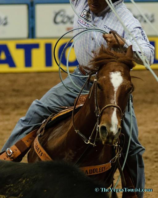 Wrangler National Finals Rodeo At Thomas And Mack
