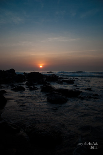 india beach sunrise andhrapradesh