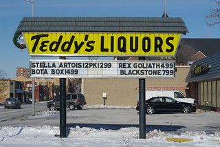 Teddy's Liquors, Arlington Heights, IL