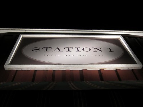 Station 1, Woodside, cuisine, Californian, … IMG_4546
