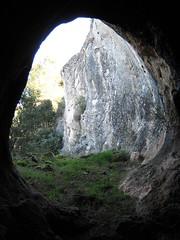 Cueva de la Peñas del Mochuelo
