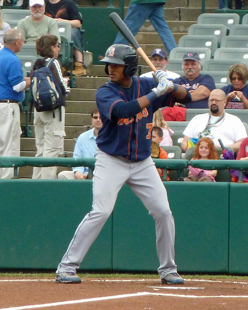 Mets Dominican player in the minor leagues in 2011
