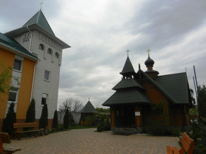 Китаево - Монастырь Киевского патриархата