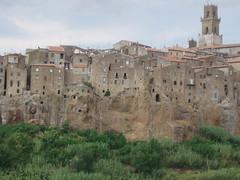Pitigliano - Malý Jeruzalém znovu ožívá
