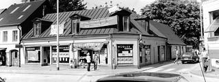 Stoppa Åhlens p-hus, husockupation 1980