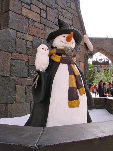 Wizarding World Holiday