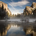 Yosemite Valley by hjw3001