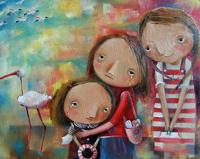 Oil Paintings Bye Ron Mediterranean