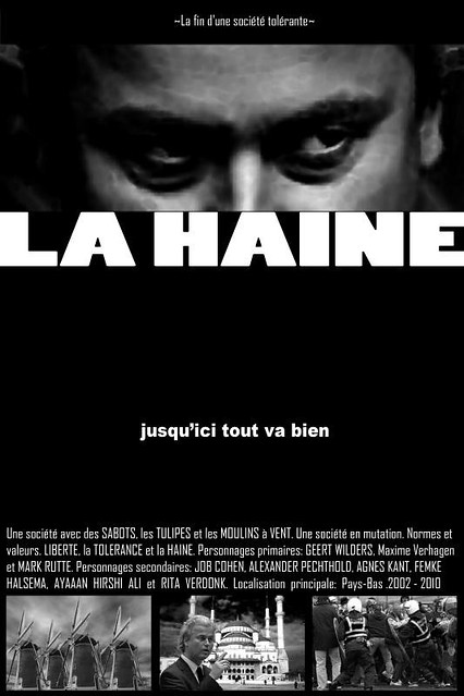 Header of la haine