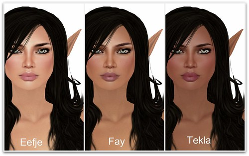 make up tattoo add- ons so you can make your own make up combinations.