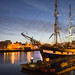 "Dublin At Night - ""A Tall Ship and a Star To Steer Her By"""