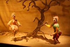 Marionettenmuseum / Museum of Marionettes / Музей на марионетките