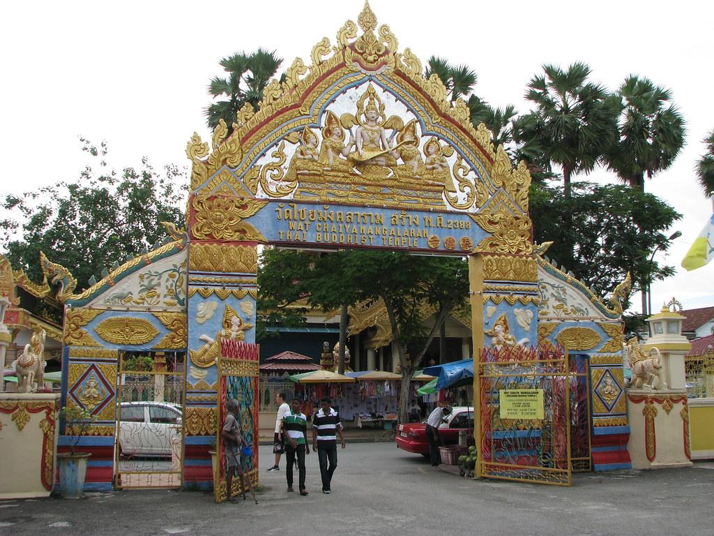 Wat Chayamangkalaram (Thai temple), Penang 4
