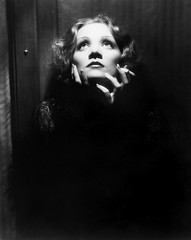 Shanghai Express Marlene Dietrich, by Don English 1932