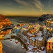 Staithes Snow HDR! by Stanegg