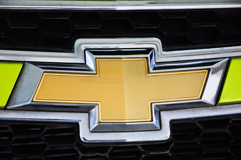 Chevy bowtie bling | Nadir Hashmi | Flickr