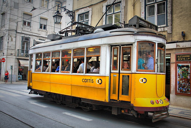 Tram 28 - Falling in Love with Lisbon Travel Guide
