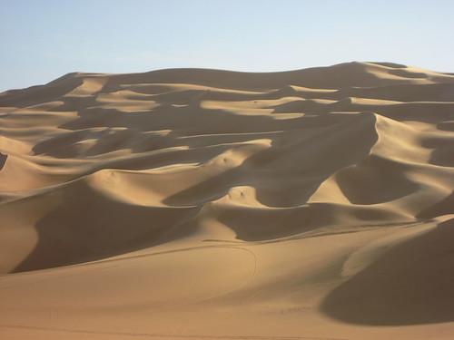 The Libyan Sahara