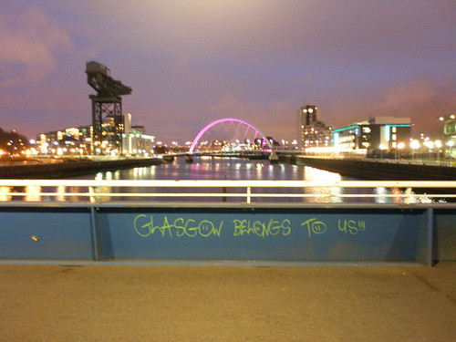Glasgow Belongs To Us