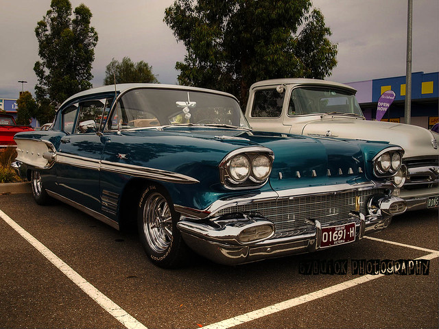 1958 Pontiac Bonneville Flickr Photo Sharing
